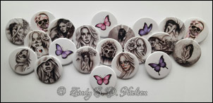 Button Badges ZindyZone