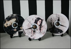 Zindy Art Clocks