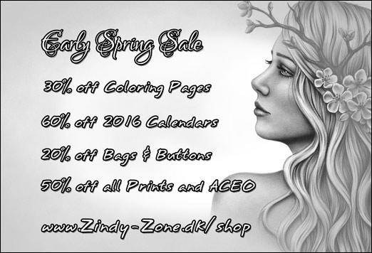 Early Spring Sale ZindyZone