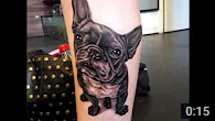French Bulldog Tattoo Zindyink