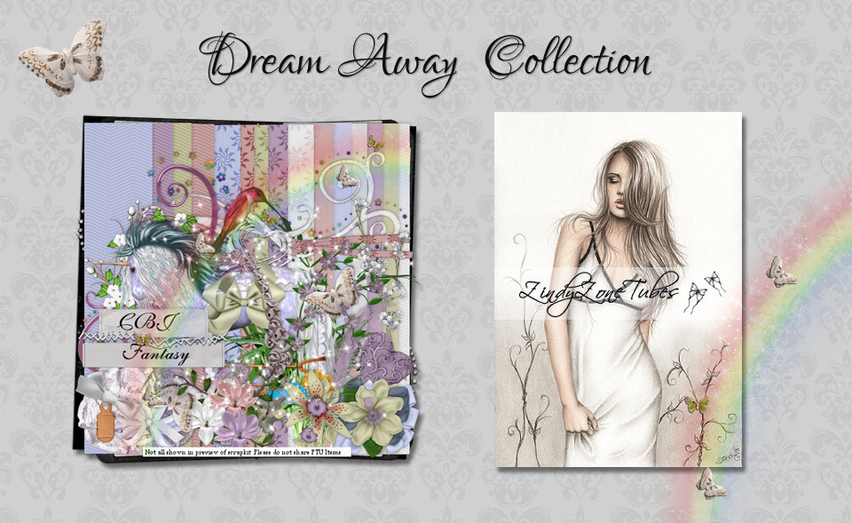 Dream Away Collection
