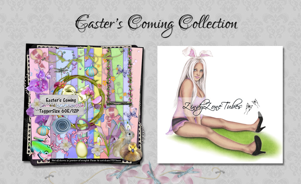 Easter's Coming Collection