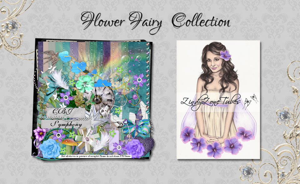 Flower Fairy Collection
