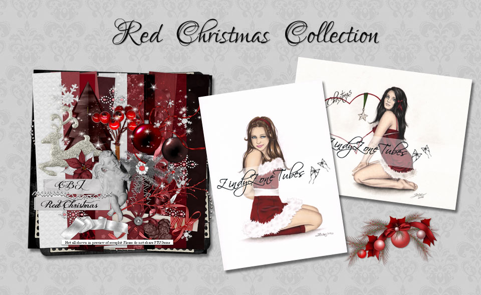 Red Christmas Collection