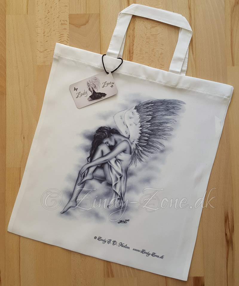 Bittersweet Angel Tote Bag