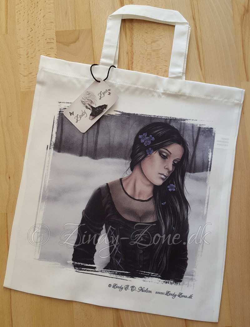 Dreary Winter Tote Bag