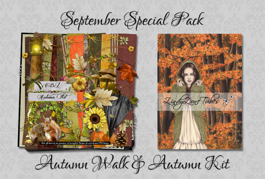 September Autumn Pack