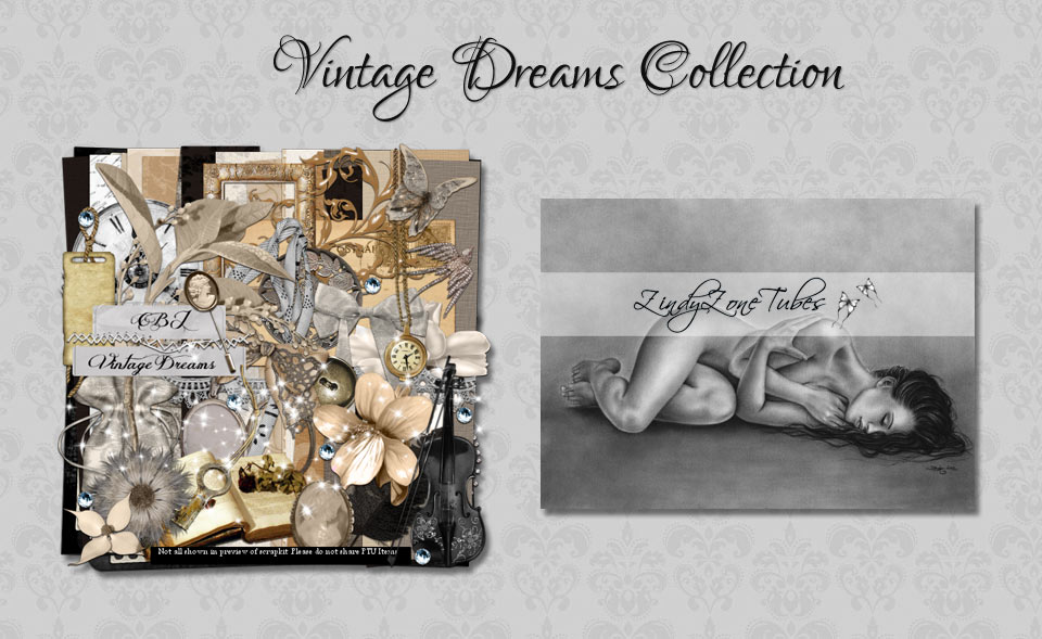 Vintage Dreams Collection